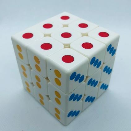 Mofang Jiaoshi Dice Cube