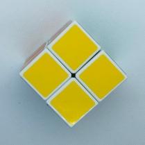 Shengshou 2x2 white